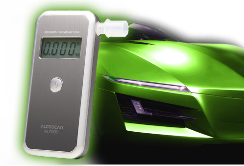 PERSON BREATHALYZER AL 7000